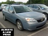 2007 Golden Pewter Metallic Chevrolet Malibu LT Sedan #35551470