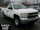 2010 Chevrolet Silverado 2500HD Regular Cab Data, Info and Specs