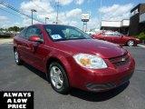 2007 Sport Red Tint Coat Chevrolet Cobalt LT Coupe #35551480