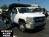 2010 Chevrolet Silverado 3500HD Work Truck Regular Cab Chassis Dump Truck Data, Info and Specs