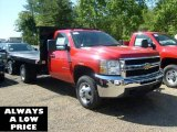 2010 Chevrolet Silverado 3500HD Work Truck Regular Cab Chassis Data, Info and Specs