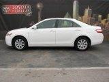 2008 Super White Toyota Camry XLE #3517132