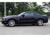 2011 Ebony Black Ford Mustang V6 Premium Coupe #35551968