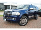 Dark Blue Pearl Metallic Lincoln Navigator in 2007