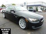 2009 Black Sapphire Metallic BMW 3 Series 328i Convertible #35551099