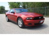 2011 Red Candy Metallic Ford Mustang V6 Coupe #35551974