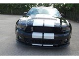 2011 Ebony Black Ford Mustang Shelby GT500 Coupe #35551976