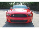 2011 Race Red Ford Mustang Shelby GT500 SVT Performance Package Coupe #35551980