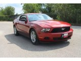 2011 Red Candy Metallic Ford Mustang V6 Coupe #35551981