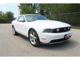 2011 Performance White Ford Mustang GT Premium Coupe #35551983