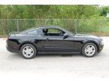 2011 Ebony Black Ford Mustang V6 Coupe #35551984
