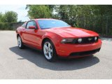 2011 Race Red Ford Mustang GT Premium Coupe #35551988