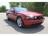 2011 Red Candy Metallic Ford Mustang GT Premium Coupe #35551989