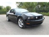 2011 Ebony Black Ford Mustang GT Premium Coupe #35551991