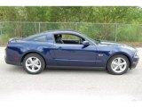 2011 Kona Blue Metallic Ford Mustang GT Premium Coupe #35551995