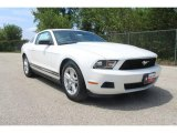 2011 Performance White Ford Mustang V6 Coupe #35551998