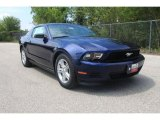 2011 Kona Blue Metallic Ford Mustang V6 Coupe #35551999