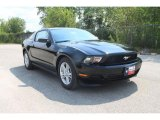 2011 Ebony Black Ford Mustang V6 Coupe #35552000