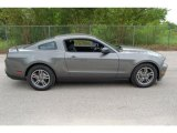 2011 Sterling Gray Metallic Ford Mustang V6 Premium Coupe #35552004