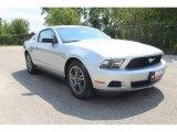 2011 Ingot Silver Metallic Ford Mustang V6 Premium Coupe #35552005