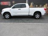 2008 Super White Toyota Tundra SR5 Double Cab #3517130