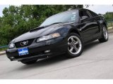 2003 Black Ford Mustang GT Coupe #35552026