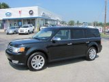 2010 Tuxedo Black Ford Flex Limited #35552580