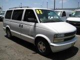 2002 Ivory White Chevrolet Astro LT AWD #35551691