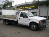 2005 Oxford White Ford F350 Super Duty XL Regular Cab Chassis #35551705