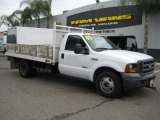 2005 Oxford White Ford F350 Super Duty XL Regular Cab Chassis #35551706