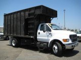 2001 Ford F650 Super Duty XL Regular Cab Dump Truck Data, Info and Specs