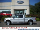 2010 Ingot Silver Metallic Ford F150 FX4 SuperCrew 4x4 #35551730