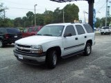 2005 Summit White Chevrolet Tahoe 4x4 #35552627
