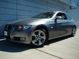 2008 Space Grey Metallic BMW 3 Series 328xi Coupe #35551758