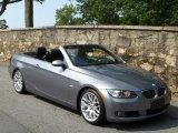 2007 Space Gray Metallic BMW 3 Series 328i Convertible #35552096