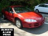 2001 Inferno Red Pearlcoat Dodge Intrepid SE #35551302