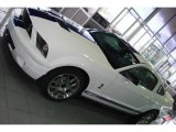 2007 Performance White Ford Mustang Shelby GT500 Coupe #35551792