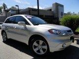2008 Alabaster Silver Metallic Acura RDX  #35552123