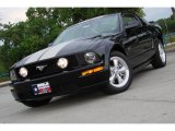 2007 Black Ford Mustang GT Premium Coupe #35551796