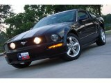 2007 Black Ford Mustang GT Premium Coupe #35551797