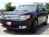 2010 Tuxedo Black Ford Flex SEL #35551804