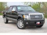 2010 Tuxedo Black Ford F150 Platinum SuperCrew #35551815