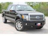 2010 Tuxedo Black Ford F150 Platinum SuperCrew 4x4 #35551818