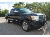 2010 Tuxedo Black Ford F150 Platinum SuperCrew 4x4 #35551830