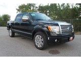 2010 Tuxedo Black Ford F150 Platinum SuperCrew #35551832