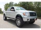 2010 Ingot Silver Metallic Ford F150 FX4 SuperCrew 4x4 #35551834