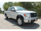 2010 Ingot Silver Metallic Ford F150 FX4 SuperCrew 4x4 #35551838