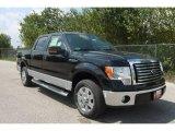 2010 Tuxedo Black Ford F150 XLT SuperCrew #35551849