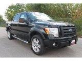 2010 Tuxedo Black Ford F150 FX4 SuperCrew 4x4 #35551852