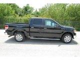 2010 Tuxedo Black Ford F150 XLT SuperCrew #35551855